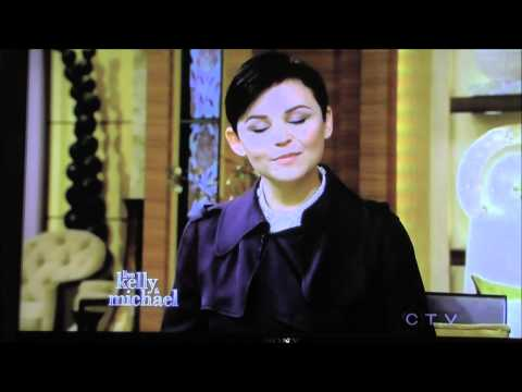 Live with Kelly & Michael - Ginnifer Goodwin