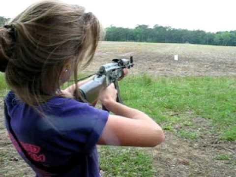 bre shooting the ak