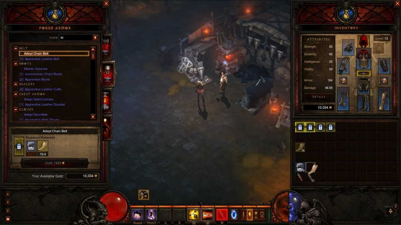 Diablo forge diablo 3 crafting system guide epic for Diablo 3 crafting items