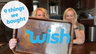 Wish App Review - Kitchen Gadgets