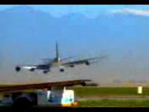 Авио промах