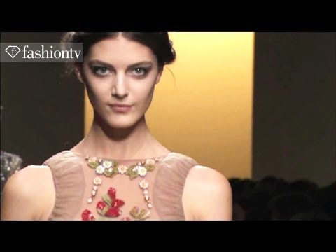 Valentino Fall/Winter 2012/13 Show at Paris Fashion Week PFW | FashionTV