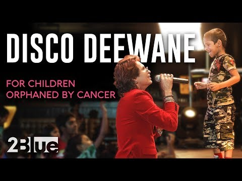 Disco Deewane: 2Blue's Nazia Hassan Tribute (For Children Orphaned By Cancer)