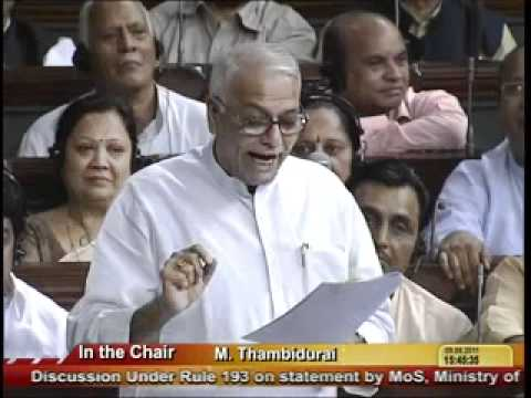 Ministry of Youth Affairs & Sports Regarding CWG, 2010: Sh. Yashwant Sinha: 09.08.2011