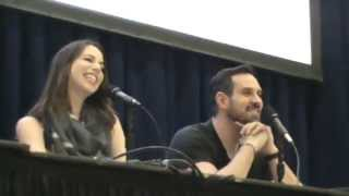 Laura Bailey & Travis Willingham Q&A - Otakon 2015 FULL