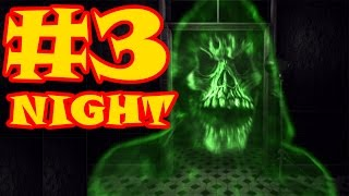 Five Nights at the Asylum 3 - Haunted Hospital - iOS / Android - Gameplay NIGHT 3 HD