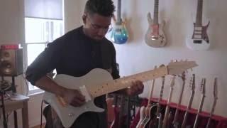 Guitar Center Presents Tosin Abasi Sound Set Up