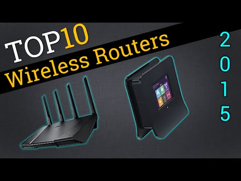 Top 10 Wireless Routers 2015   Compare Best WiFi Router