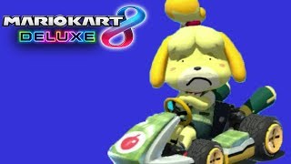 I WAS IN FIRST!!! (Mario Kart 8 Deluxe)