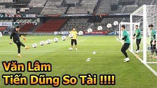 DKP đi xem Đặng Văn Lâm Bùi Tiến Dũng Công Phượng trổ tài ĐT Việt Nam Asian Cup 2019