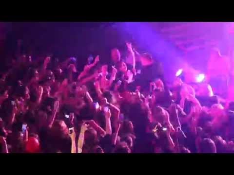 Demi Lovato attempted crowd surf at London KOKO 2014