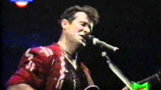 Johnny Clegg & Savuka - African Sky Blue (Live in Italy - Shadow Man Tour, 1989) Videomusic
