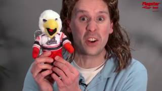 Griffin Gill the Giveaway Guy: Griff Plush Toy