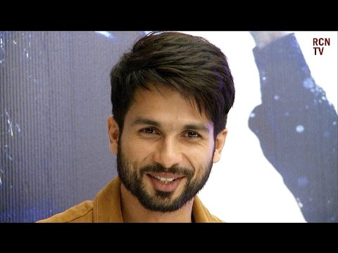 Haider Shahid Kapoor Interview