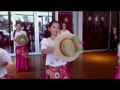 Subli Dance By Olivia, Aussie-filipino video