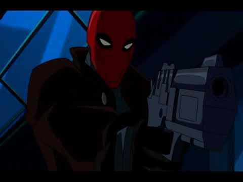 Бэтмен встречает Красного Колпака