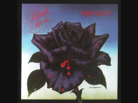 Thin Lizzy - Black Rose