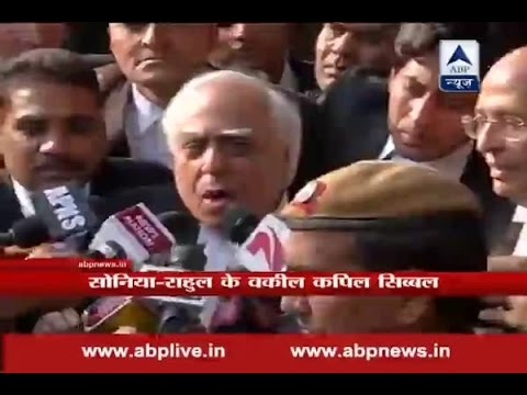 Next hearing of National Herald case on February 20: Kapil Sibal
