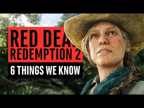 Red Dead Redemption 2   6 Things the New Trailer Tells Us