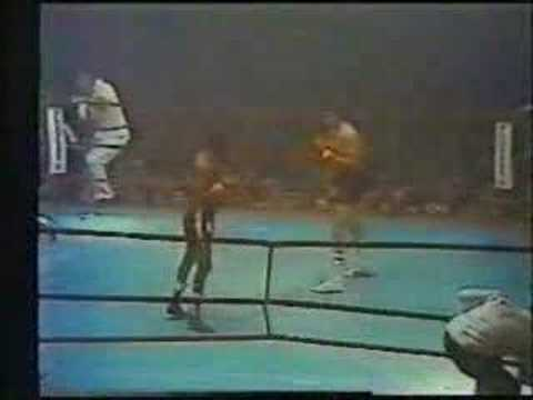 Carlos monzon vs José Angel Napoles Rounds 5-6 Video