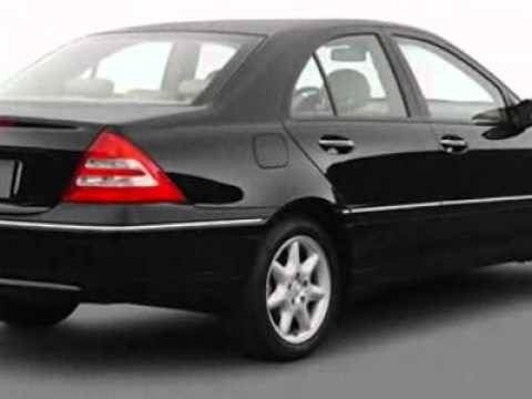 2005 Mercedes-Benz C-Class C240 4MATIC Sedan Sedan - Danbury, CT