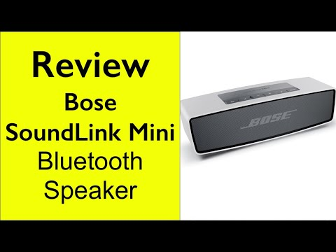 Review Bose SoundLink Mini