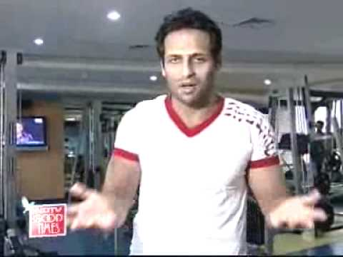 Bikram Saluja shares his fitness routine Video