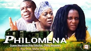 Philomena The Stammerer Season 1 - 2015 Latest Nigerian Nollywood Movie