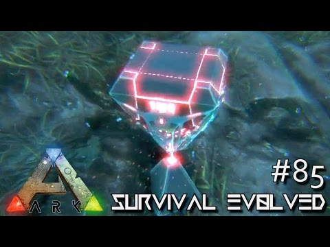 ARK: Survival Evolved - CHEATY LOOT CRATE SCIENCE !!! - SEASON 3 [S3 E85] (Gameplay)