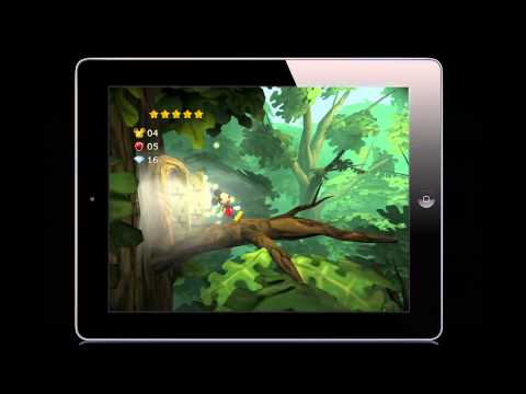 Castle of Illusion HD llegará a iOS (VIDEO)
