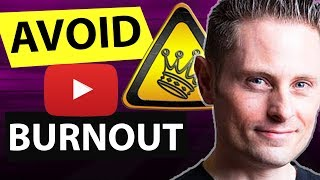 Creator Burnout: How to Avoid the YouTuber Burnout 😵