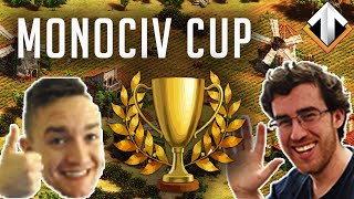 ⚔️🌟 AoE2: One Tournament, One Civ, No Changing! The Monociv Cup