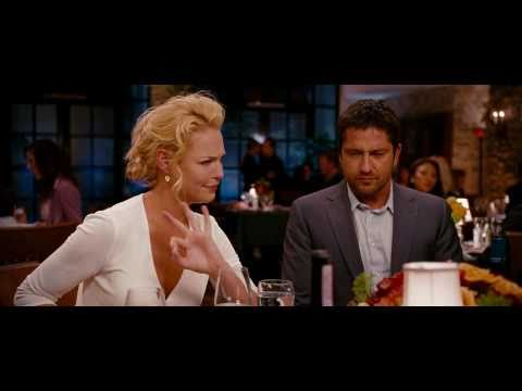 Katherine Heigl's intense orgasm by vibrating panty.