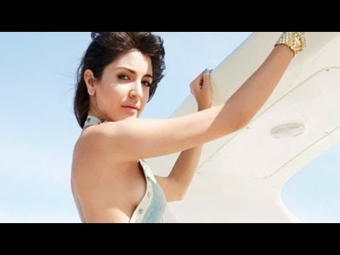 Anushka Sharma On The July Cover Of Vogue: The Babe Shoots On A Yacht -- Watch Video! video