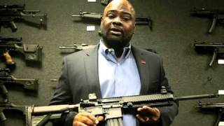 Uh, Essentially H & K Put A Nigger In Charge of Their Kwa Operations, lol