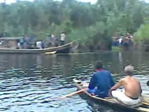 Buaya Menangkap Manuasia di Desa Lubuk Gaung 2.3gp