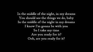 Taylor Swift - Ready For It - Lyrics