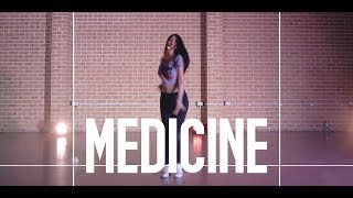 Download Lagu Queen Naija - Medicine | iMISS CHOREOGRAPHY Gratis STAFABAND
