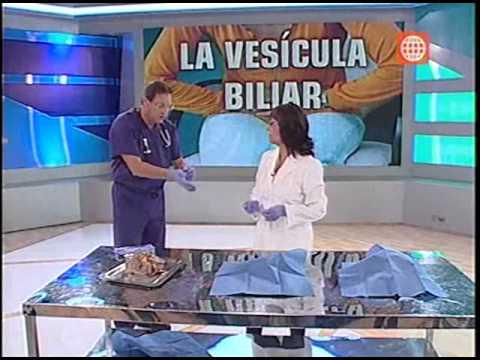 Dr. TV Perú (08-05-2013) - B3 - Asistente del día: Vesicula Biliar