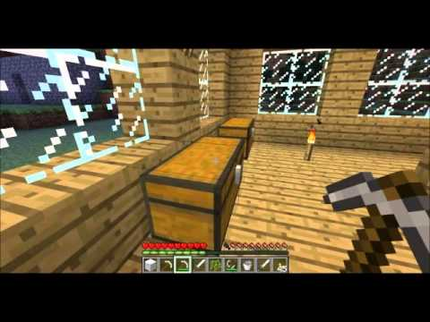 Matt og Seb spiller minecraft s 1 ep 39 Matt og seb miner