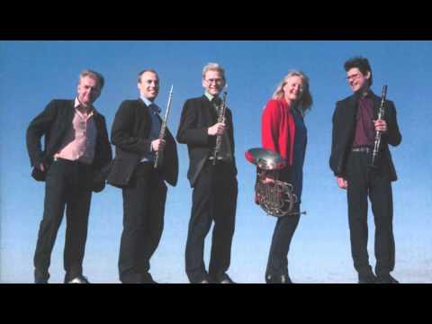 Pollux Wind Quintet, Op 59 IV Finale, Rondo Vivace