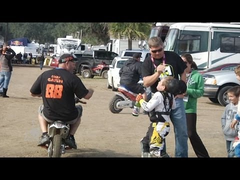 2013 Amateur Motocross Crashes video
