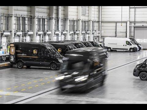 Kulisy Sesji Zdjęciowej Dla Usług Transportowych I Logistycznych