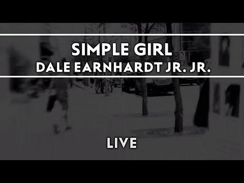 Dale Earnhardt Jr. Jr. - Simple Girl [live] video