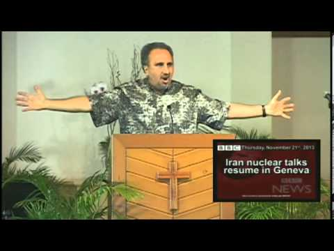 Mid-East Prophecy Update - November 24th, 2013