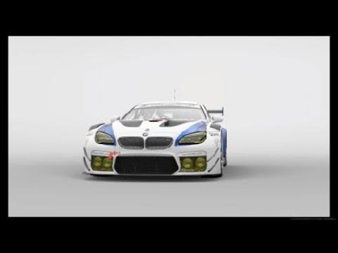 "BMW ""Inspired by M3 GTR #42"" livery"