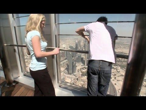 Самое высокое Здание в мире! Burj Dubai 2011