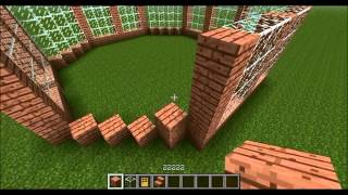 Hogyan építsünk szép házat Minecraft-ban? 5. rész: Kínai-Japán stílusú ház
