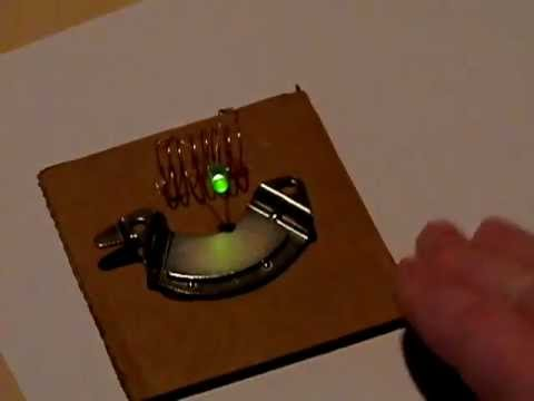 Simple Free Energy Generator - World's Energy Problems Finally Solved.