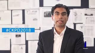 SDC 2018 Dr. Vaqar Ahmed #CKPD2018